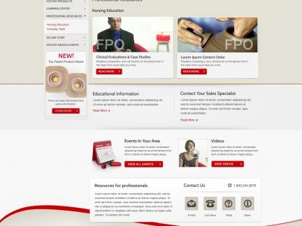 Hollister_Web_Redesign_Kayu_09_28_12_OstomyProfessionalResourcesPage