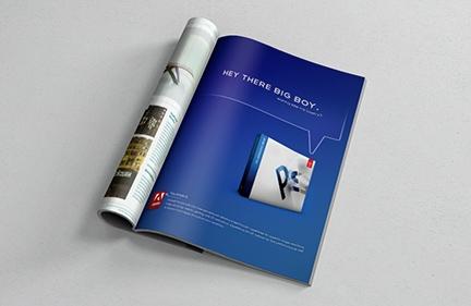 Adobe Flirt Campaign