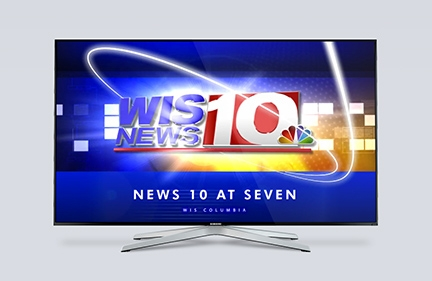 WIS News 10 On-Air Graphics