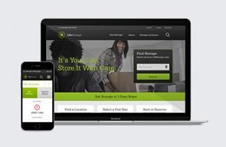 LifeStorage Website Redesign